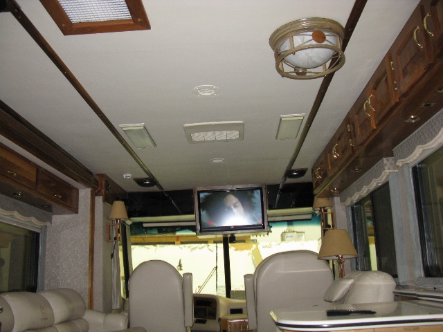Side Wall and Structural | Custom RV Remodeling & Repair @ Truline RV